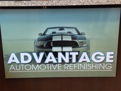 Advantage Automotive Refinishing - Auto Body Repair & Painting Shops - 416-402-9455