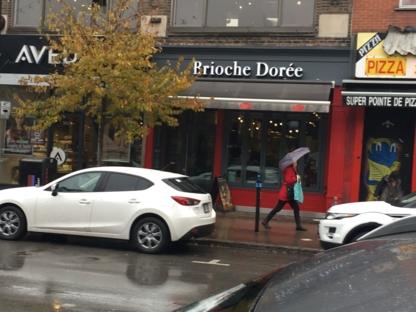 Brioche Dorée - Boulangeries - 514-982-2520