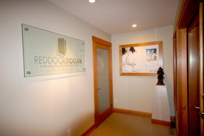 Red Door Yoga - Fitness Program Consultants