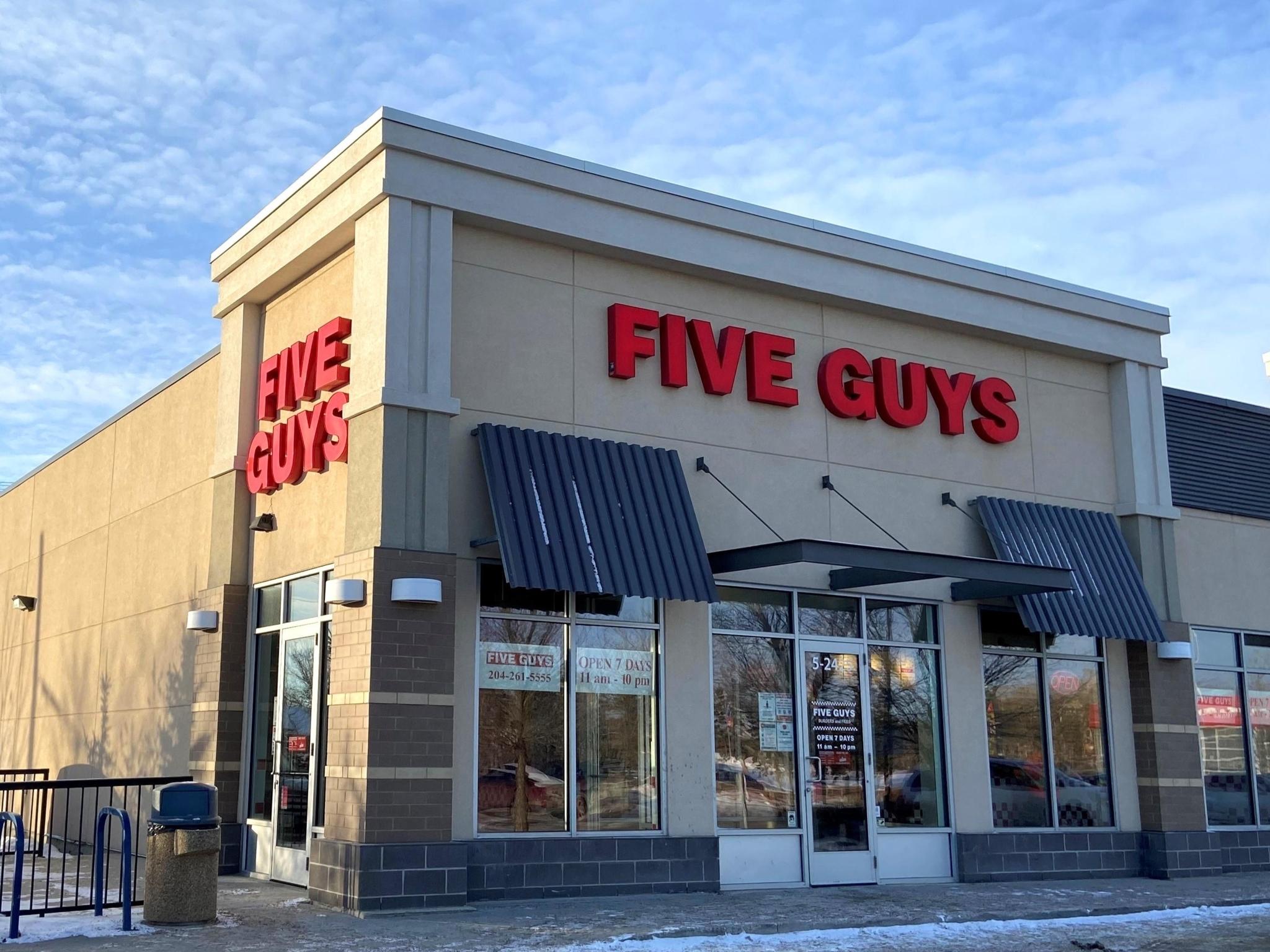 Five Guys - Restaurants
