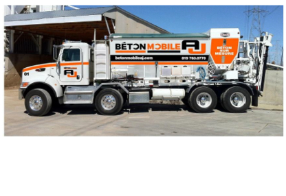 Béton Mobile AJ - Concrete Contractors