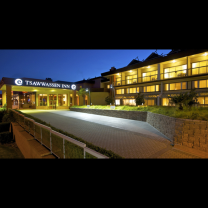 Coast Tsawwassen Inn - Motels - 604-943-8221