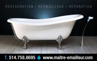 Maître-Émailleur - Bathtub Refinishing & Repairing