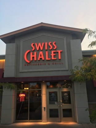 Swiss Chalet - Fast Food Restaurants - 613-733-7231