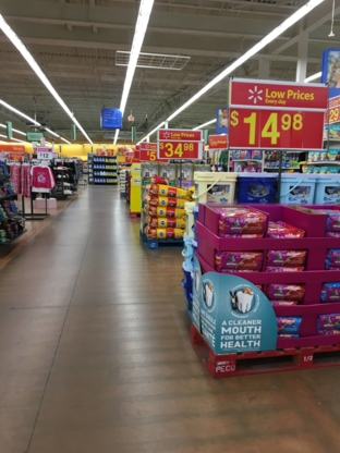 View Walmart Supercentre's Cochrane profile