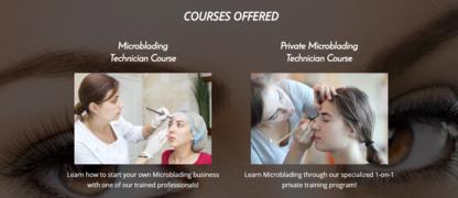 Reviv School for Permanent Makeup - Hairdressing & Beauty Courses & Schools