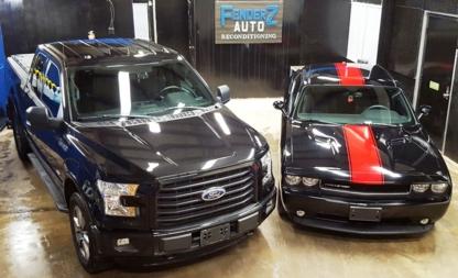 Fenderz Auto Reconditioning & Detailing - Entretien intérieur et extérieur d'auto
