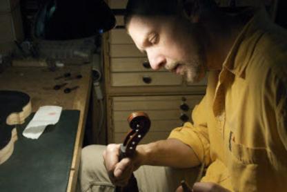 Rodney de Vries Violins - Musical Instrument Stores - 709-753-2680
