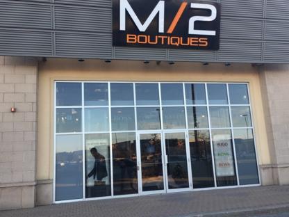 M/2 Boutiques - Magasins de vêtements pour hommes - 450-641-9930