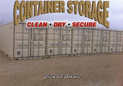 Fort Knox Storage - Self-Storage - 204-222-6566