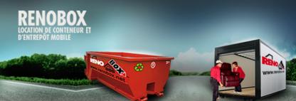 Renobox - Transport Luc Perras Inc - Bacs et conteneurs de déchets