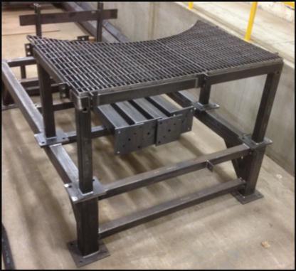 Newport Metals Custom Projects - Welding