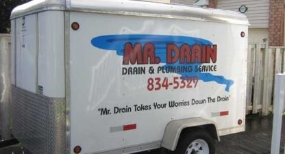 Mr Drain - Entrepreneurs en canalisations d'égout - 613-834-5329