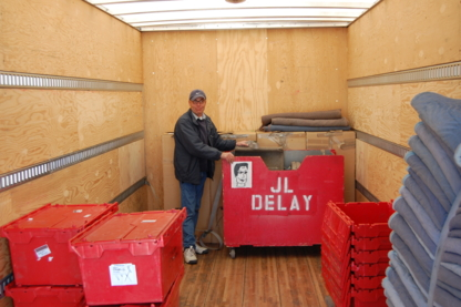 J L DeLay Moving And Maintenance - Moving Services & Storage Facilities - 403-850-8525