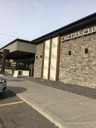Cactus Club Cafe - Burger Restaurants - 403-250-1120