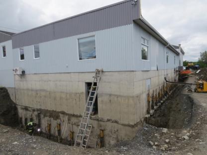 Les pieux de stabilisation du Québec - Transport de maison et autres bâtiments