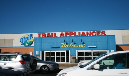Trail Appliances - Magasins de gros appareils électroménagers - 403-253-5442