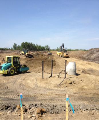 Trenex Corp - Excavation Contractors - 780-574-0444