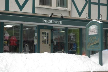 View Friperie Pirouette's Saint-Bruno profile