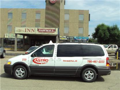 Astro Taxi - Taxis - 780-467-2222