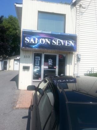 Salon Seven - Hairdressers & Beauty Salons - 613-935-3777