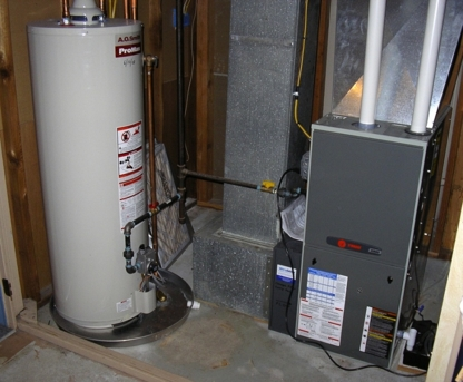 Rogers Heating Services - Heating Contractors