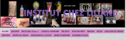 Institut Chez Liliane - Épilation à la cire - 819-849-4281