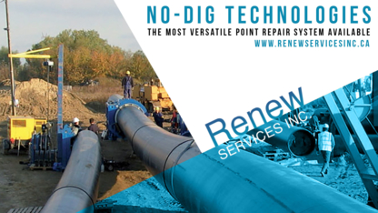 Renew Services Inc - Sewer Contractors - 780-544-8060
