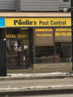 Poulin's Pest Control - Pest Control Services - 604-433-2500
