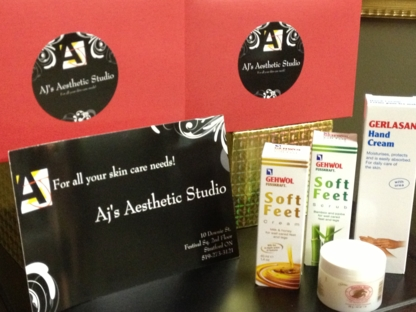 A J's Hair & Aesthetic Studio - Hairdressers & Beauty Salons