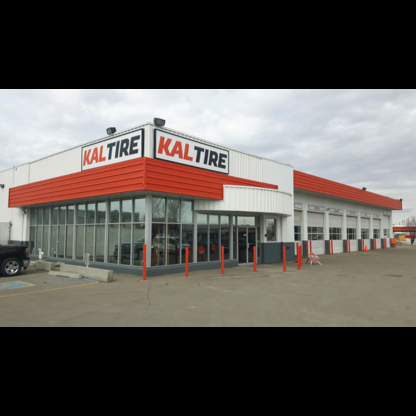 Kal Tire - Tire Retailers - 587-318-3898
