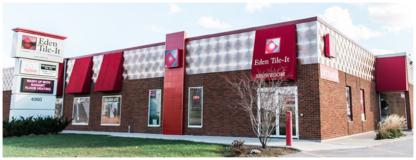 Eden's Tile-It - Ceramic Tile Dealers - 905-632-8066