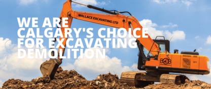 Bob Wallace Excavating Ltd - Excavation Contractors