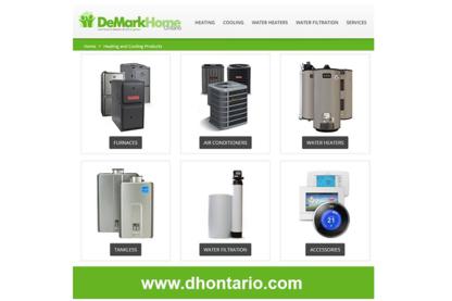 DeMark Home Ontario - Heating Consultants - 647-847-2998