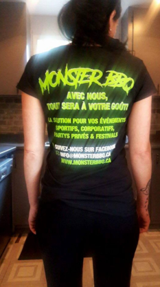 Monster BBQ - Caterers