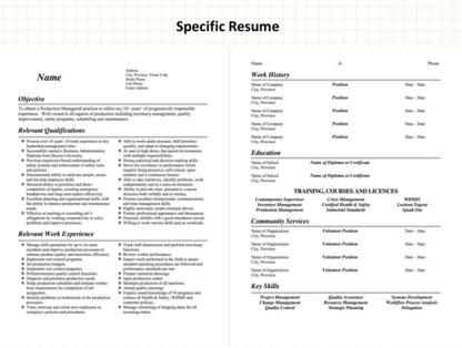 Prime Resume Makers - Avocats - 613-283-3007