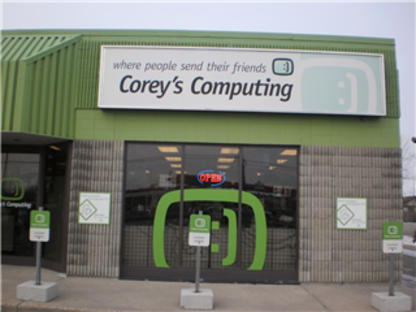 View Corey's Computing's Winnipeg profile