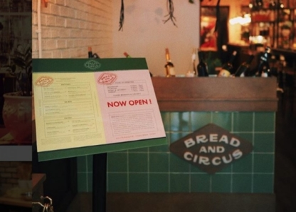 Bread and Circus - Italian Restaurants