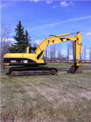 Gene's Excavating & Bobcat Services Ltd - Excavation Contractors - 780-986-2525