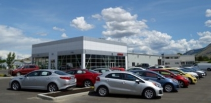 Kamloops KIA - Used Car Dealers - 250-376-2992
