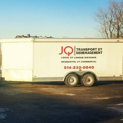 Transport et Déménagement JQ - Moving Services & Storage Facilities