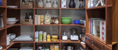Organizing Pros - Armoires de cuisine