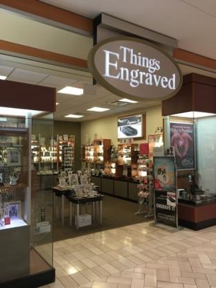 Things Engraved - Graveurs sur toutes matières - 604-464-6441