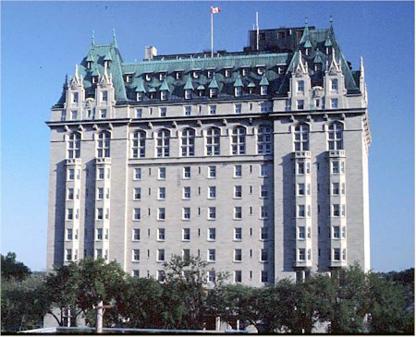 Fort Garry Hotel - Hotels