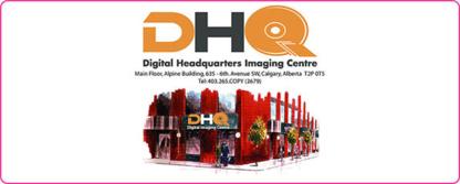 DHQ Imaging Centre - Printers - 403-265-2679