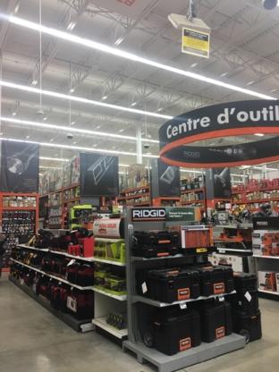 Home Depot - Grossistes et fabricants de quincaillerie - 514-630-8631