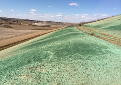 Mr Green Up Hydroseeding - Oil Field Services