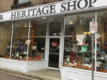 Historic Sites Association - Boutiques de cadeaux
