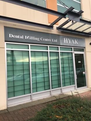 West Coast Dental Milling Centre - Dental Laboratories