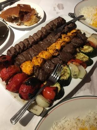 Quartier-Perse - Restaurants moyen-orientaux